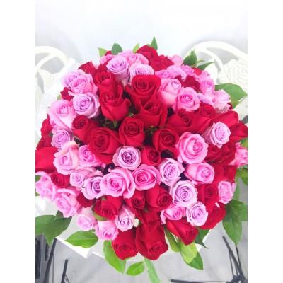 玫瑰 99