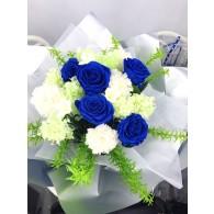 Princess Bouquet Blue