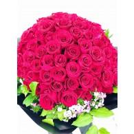 瀟灑 99玫瑰