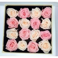 雪山玫瑰禮盒