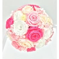 新娘永恆花球 M
