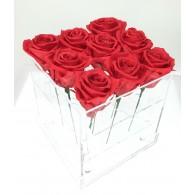 櫻桃玫瑰禮盒