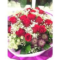 玫瑰 13