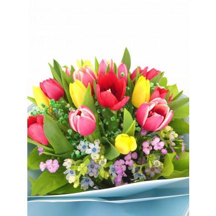 鬱金香花束