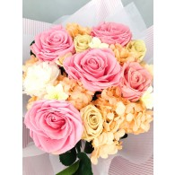 Princess Bouquet Pink