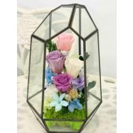 Secret Roses in Louvre
